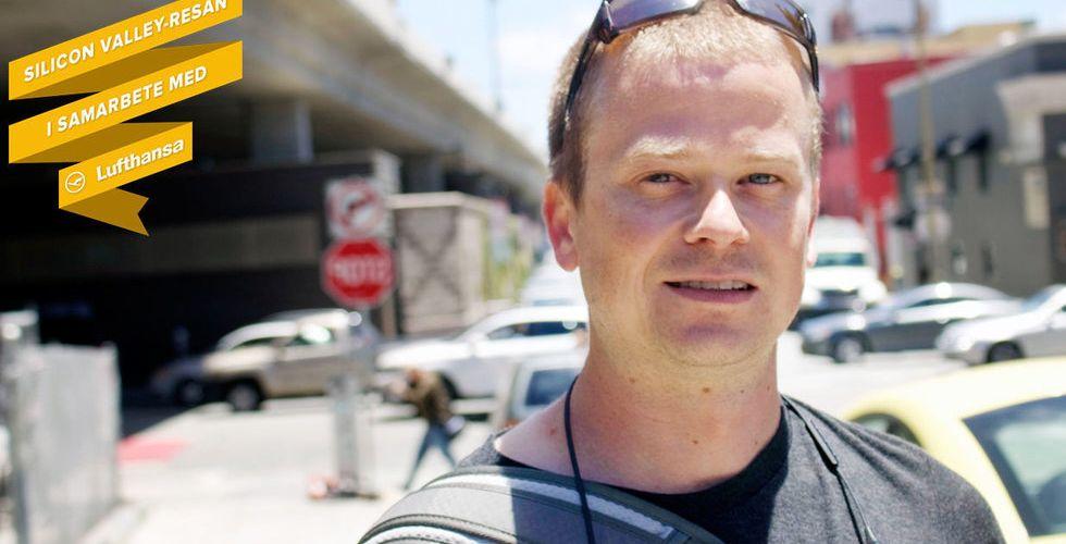 Svenske Sebastian Brännström på Lyft tar kampen med Uber
