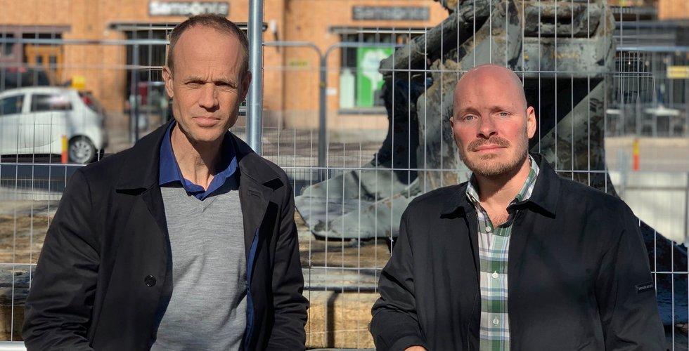 Sålde Mat.se för halv miljard –  nu är de tillbaka med en ny idé