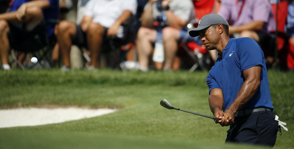 Hackare har slagit till mot PGA-touren i Golf