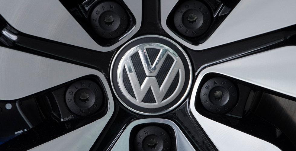 Volkswagen lägger över 220 miljarder i sina anläggningar – bygger elbilsfabrik