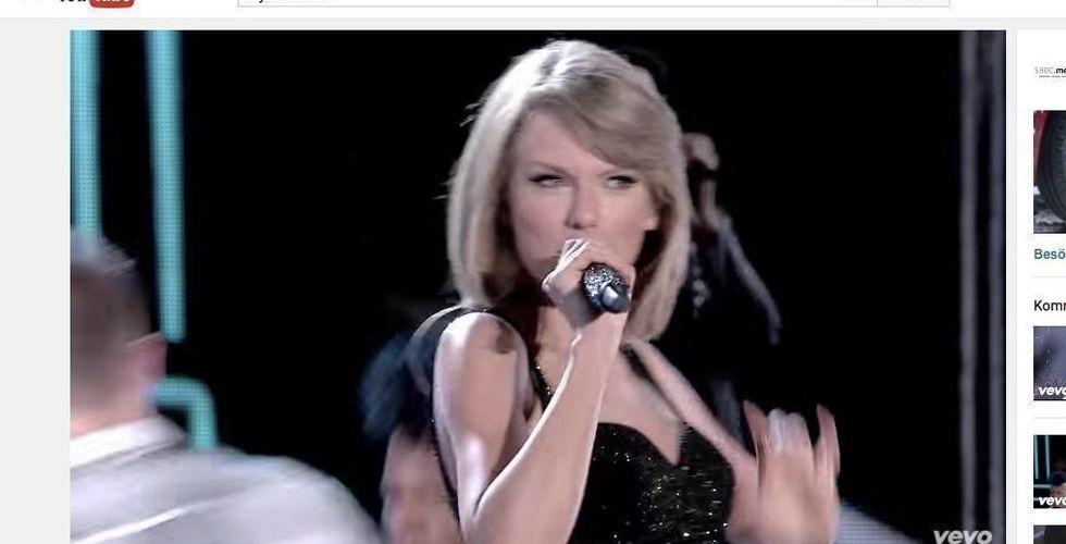 Breakit - Musikjättar: Youtube släpper igenom olagliga uppladdningar
