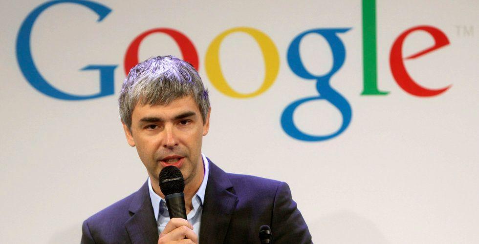 Larry Page saknas på Alphabet – uppges spendera tid på sin privata ö