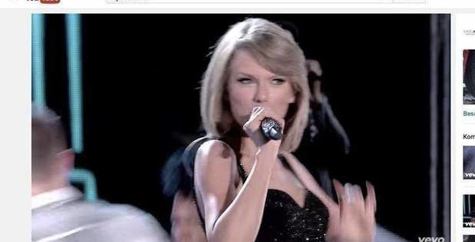 Breakit - Taylor Swift, Paul McCartney och U2 till attack mot Youtube