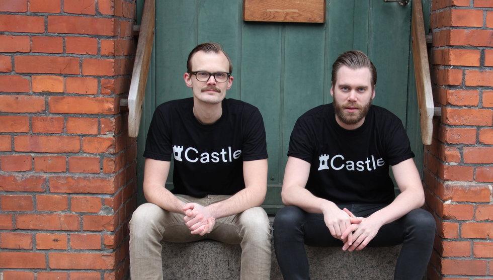 Nu ska slottet byggas – Castle lockar till sig tunga investerare