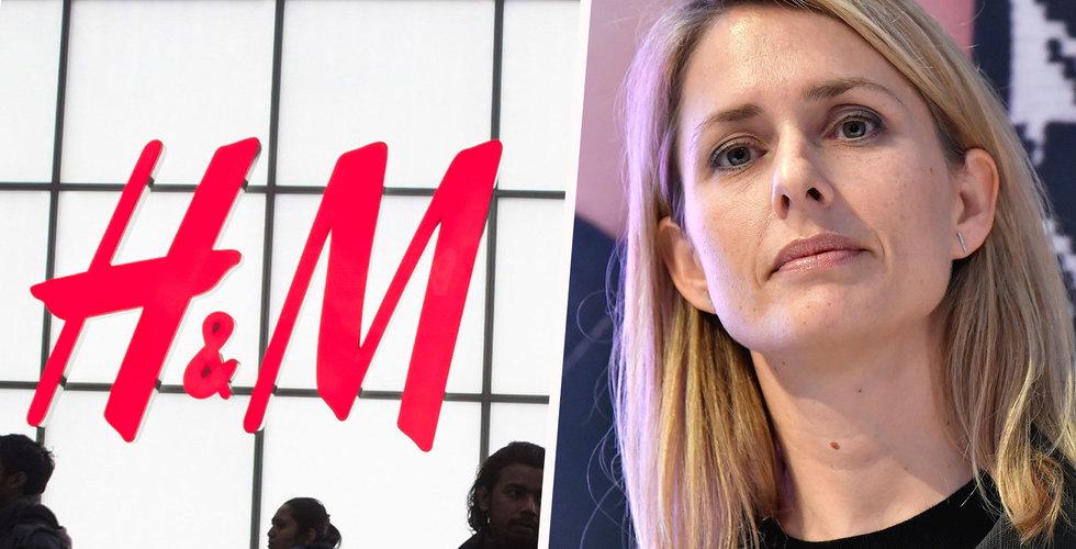 Uppgifter: Stort sparpaket från H&M – ska permittera 10.000-tals