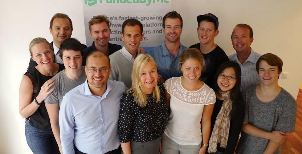 Breakit - Glädjebesked för Fundedbyme - får okej från Finansinspektionen