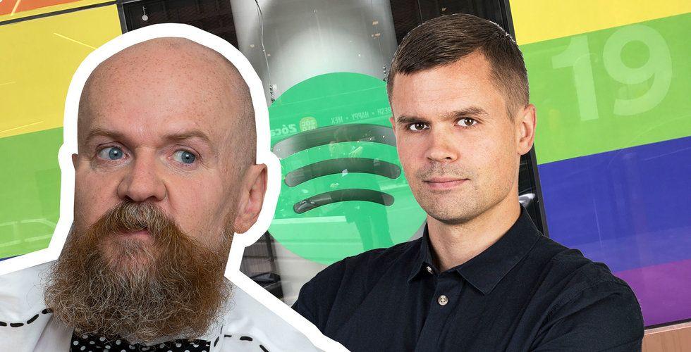 Alexander Bard spådde skivbolagens död – nu är ett av dem värt mer än hela Spotify (!)