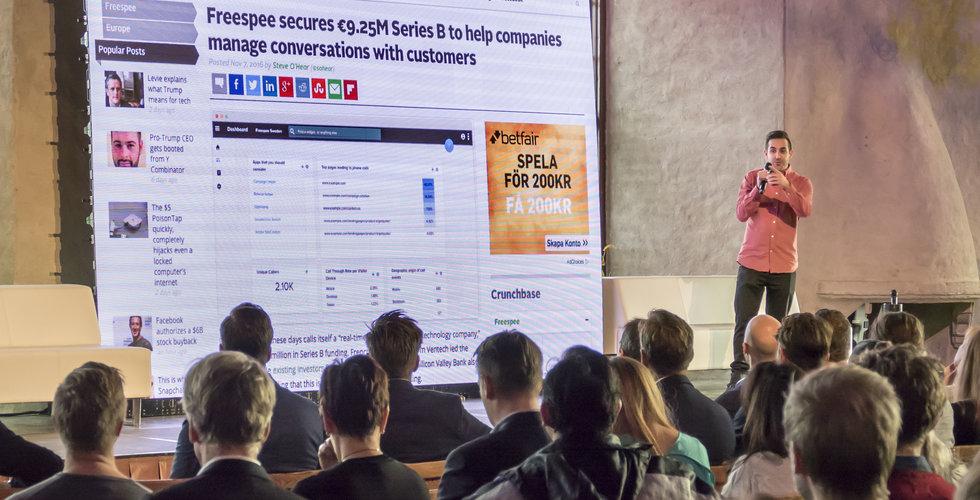 "Breakit - Uppstart går av stapeln i helgen: ""Brist på stora tech-konferenser i Sverige"""