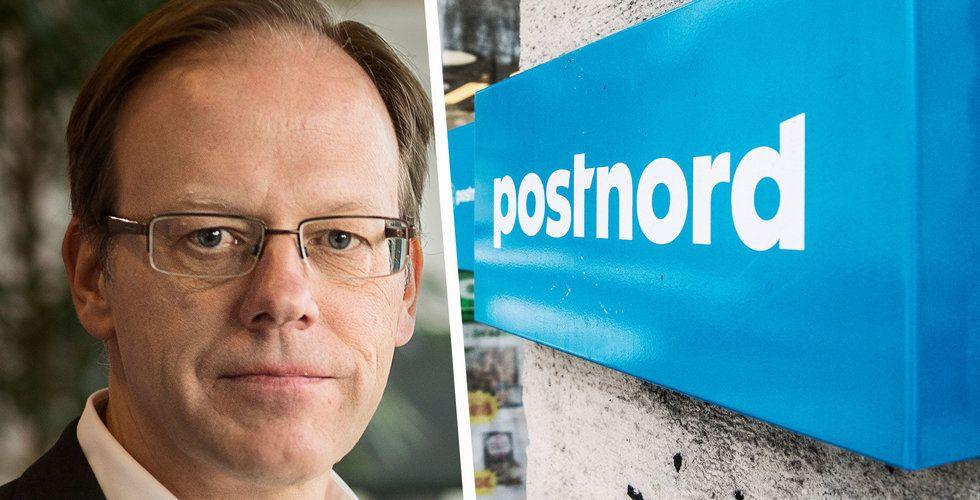 Lönelyft för Postnords vd – trots brakförlust