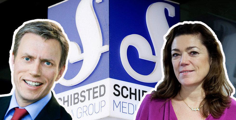 Norska mediejätten splittar verksamheten i två – aktien rusar