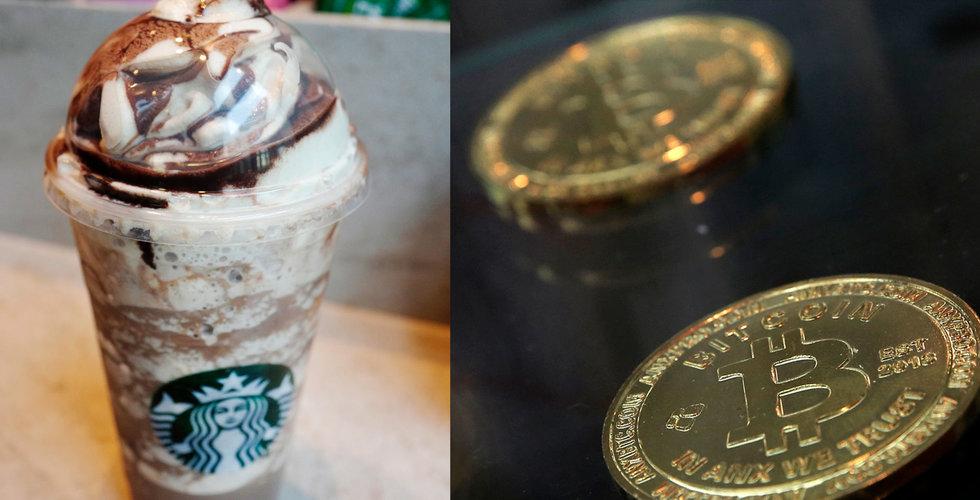 Starbucks samarbetar med Microsoft – skapar kryptoplattform för betalningar