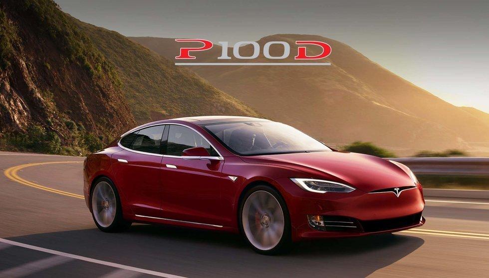 Breakit - Elon Musks nya Tesla är den tredje snabbaste bilen - i historien