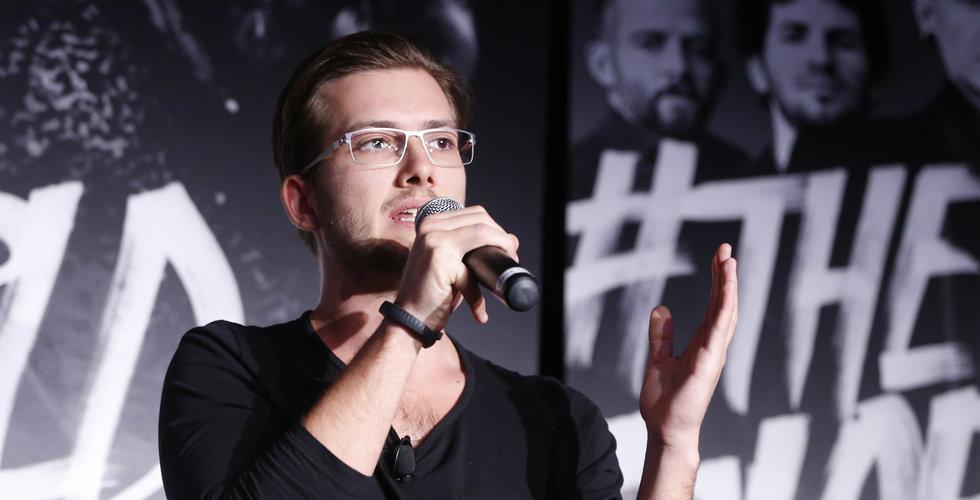 Soundclouds grundare på väg att bli petad från vd-posten