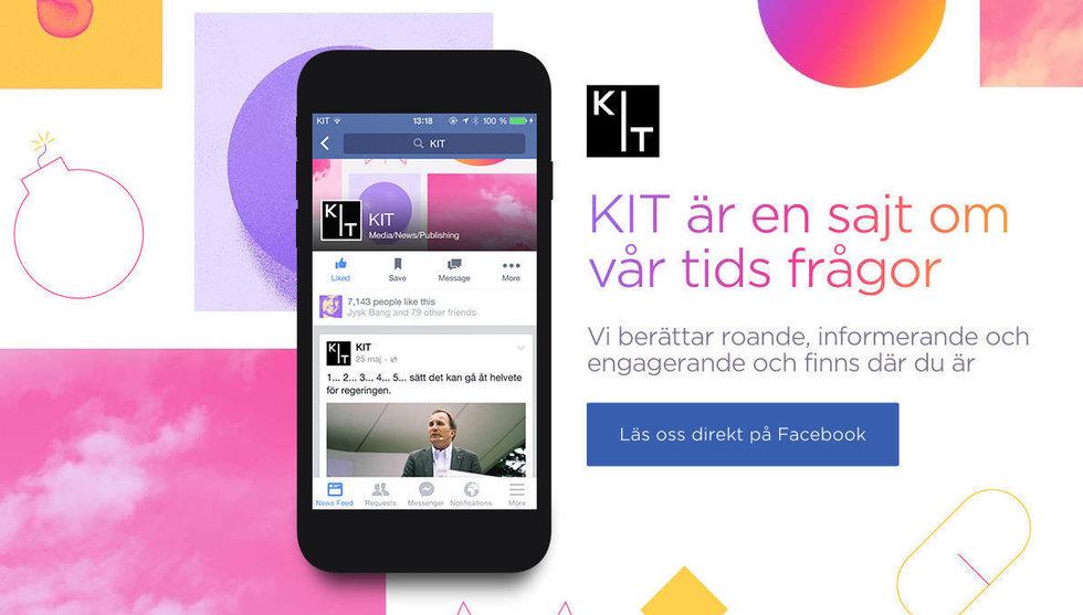 Kit gör revolt mot svenska sajters metod för att mäta antal läsare