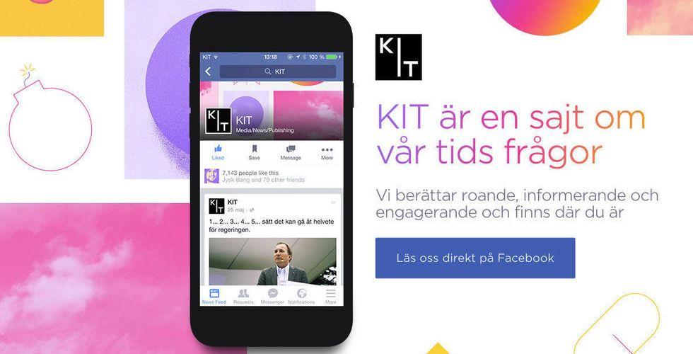 Breakit - Kit gör revolt mot svenska sajters metod för att mäta antal läsare