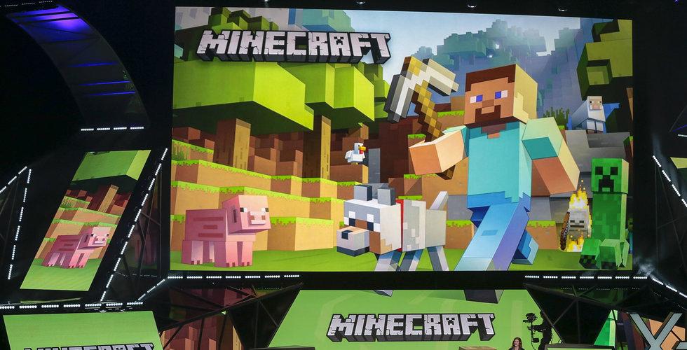 Microsoft ska sluta använda Amazon Web Services för datorspelet Minecraft