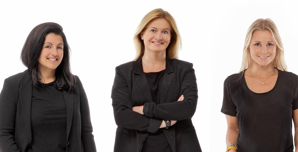 Breakit - Wes hjälper techbolag rekrytera kvinnor – nu tripplar trion vinsten