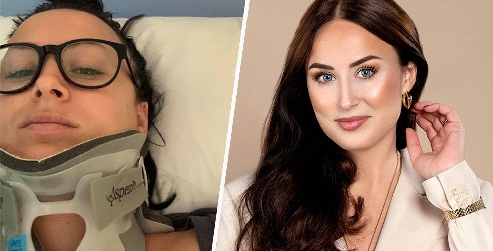 Efter svåra olyckan – nu vänder grundaren Elvira Eriksson motvinden i klockbolaget Mockberg