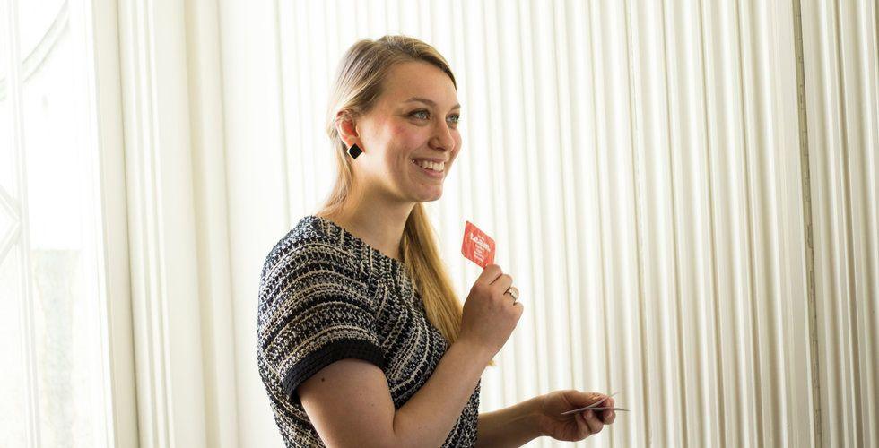 Breakit - Med 1 miljard i ryggen – nu går Melinda Elmborg på jakt efter svenska startups