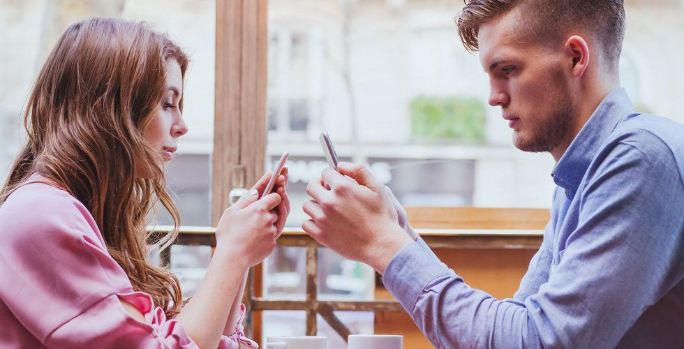 Globala smartphoneförsäljningen sjönk 5,7 procent i tredje kvartalet