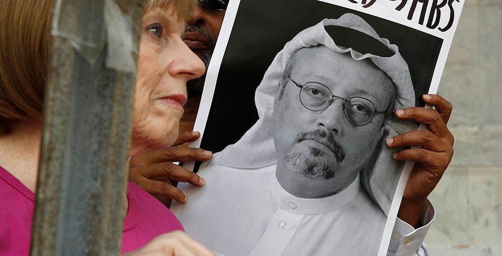 Softbanks vd ställer in sitt tal vid investerarkonferens i Saudiarabien