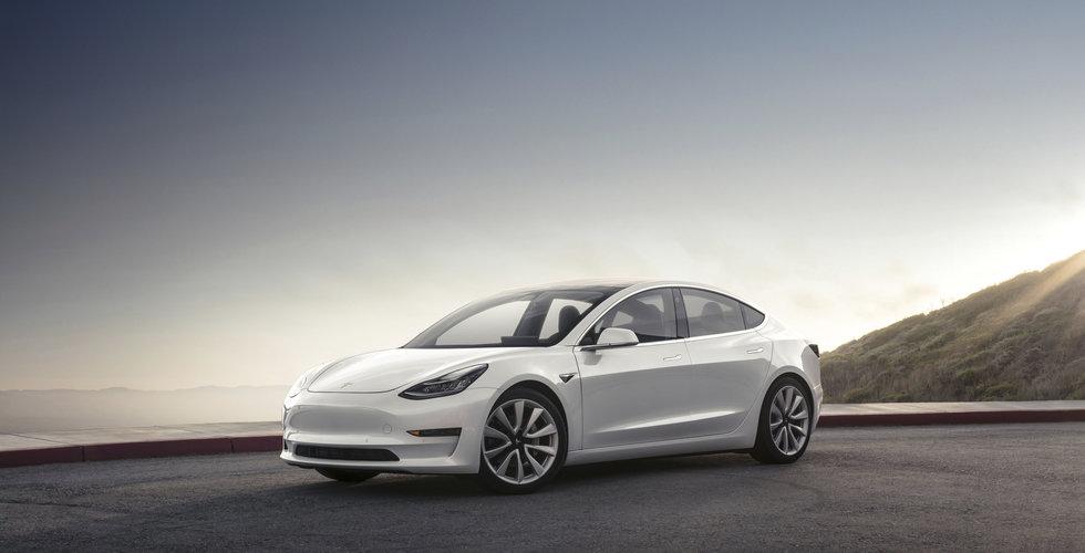 Breakit - Bekymmer med monteringen – nu stoppar Tesla produktionen