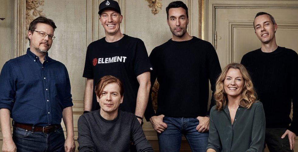 Nexon blir majoritetsägare i Patrick Söderlunds spelstudio Embark