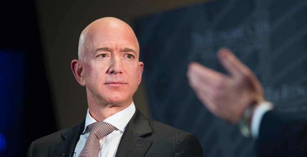 Bezos uppmanas stänga distributionscenter i New York som är drabbade av coronaviruset
