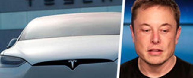Teslas vädjan till de anställda: Bit ihop!