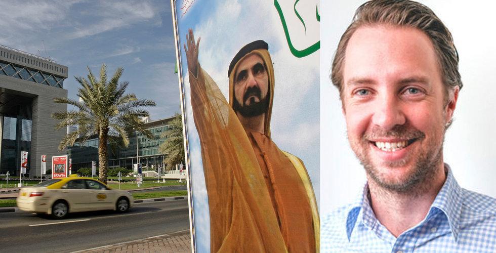 Svensk taxiapp i Mellanöstern jagar företag att köpa upp