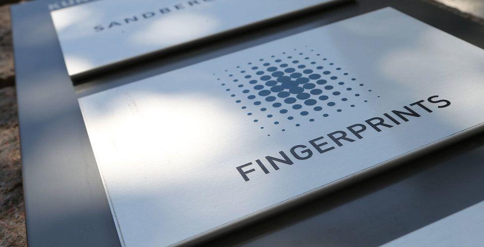 Breakit - Fingerprint i pilottester med Visa i USA