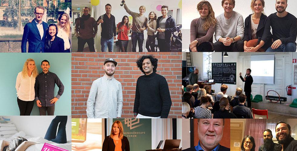 Lista: Här är 20 heta startupidéer som ska slåss i Venture Cup