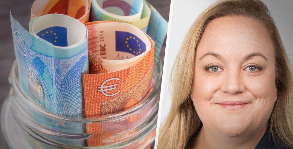 """Qliro tar sikte mot tyska sparare: """"Vill åt euron"""""""