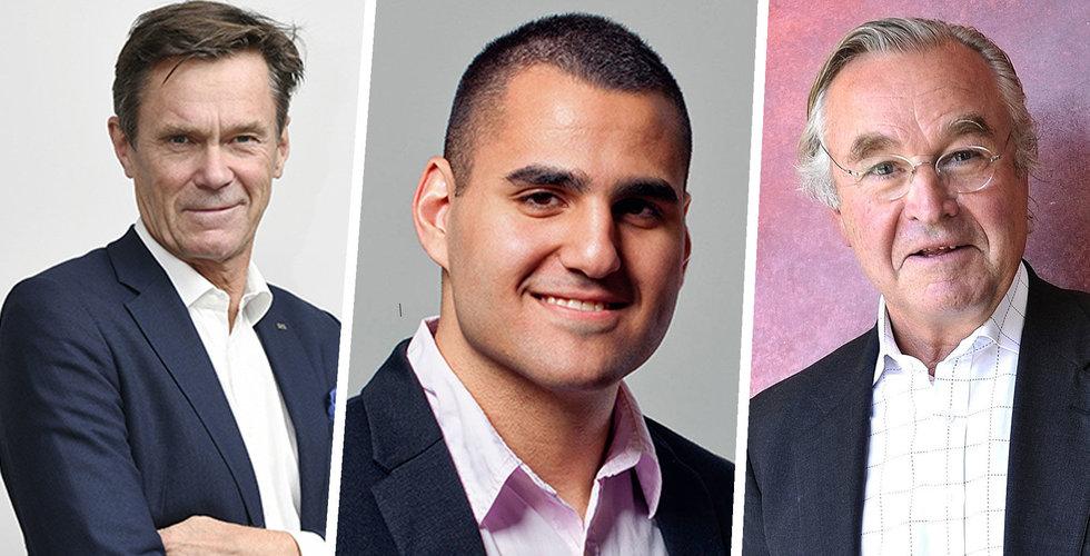 Tar in en halv miljard och köper 5 bolag – nu gasar Noel Abdayem