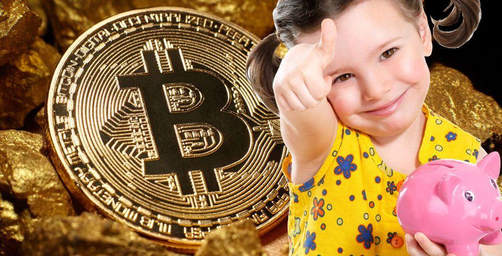 Breakit -  Bitcoin nådde precis drömgränsen: 100.000 kronor