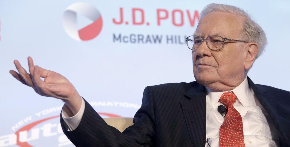 """Breakit - Warren Buffet: """"Jag borde ha köpt Amazon-aktier för länge sedan"""""""