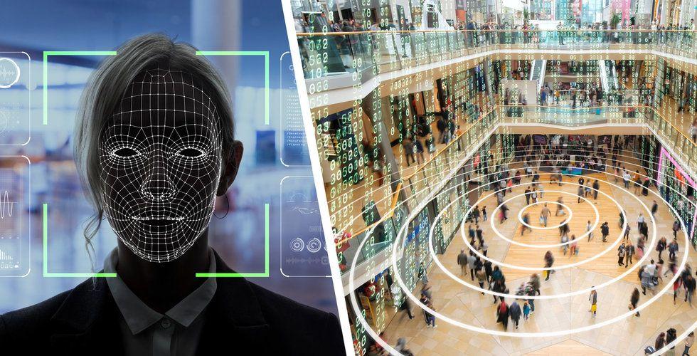 Ansiktsigenkänning till butiker i Sverige – ska kartlägga svenskarnas shoppingvanor