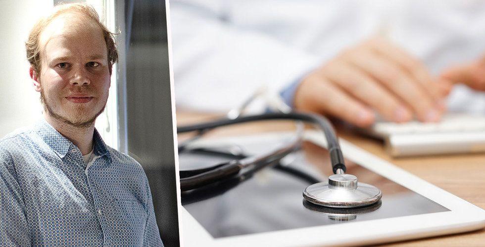 Läkare ersätts av robotar före sjuksköterskor – tror AI-experten