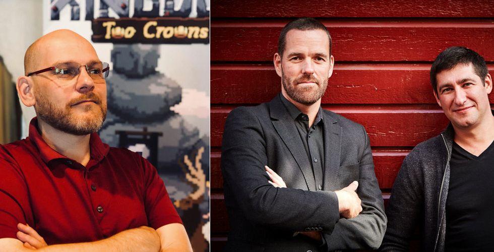 Nordisk Film satsar 49 miljoner kronor på Raw Fury
