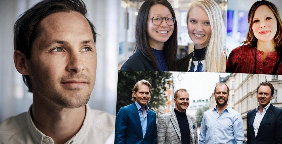 Till salu: Aktier i 24 heta fintech-bolag – läge för reapris