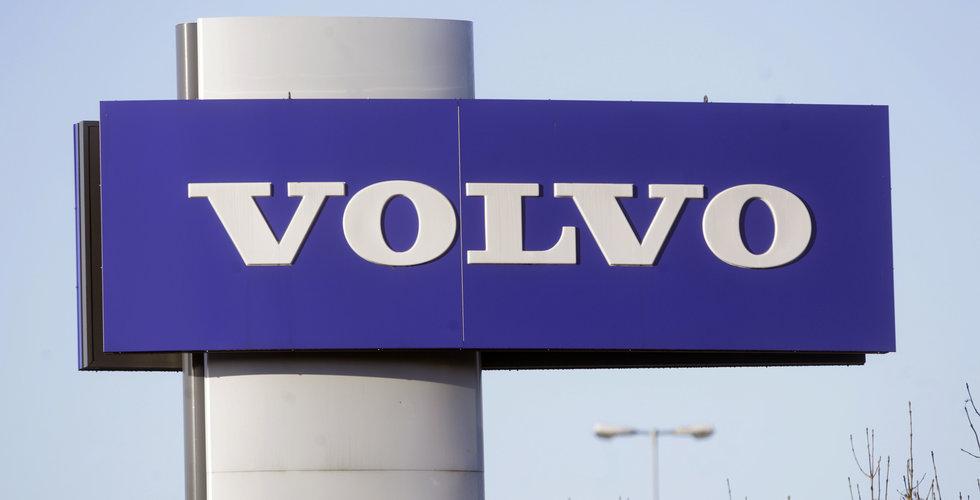 Volvos försäljning bättre än väntat – föreslår extrautdelning