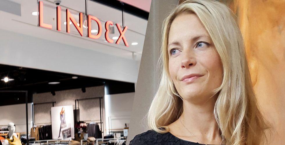 Lindex bättrar på sitt resultat – e-handeln uppåt med 65 procent