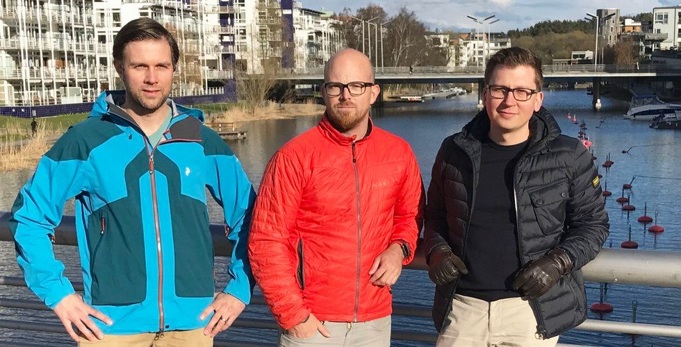 Lendo-grundaren Dennis Ahlsén lanserar mobilbanken Bynk