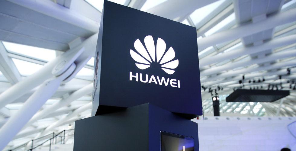 Huawei ökar har sålt över 200 miljoner smartphones
