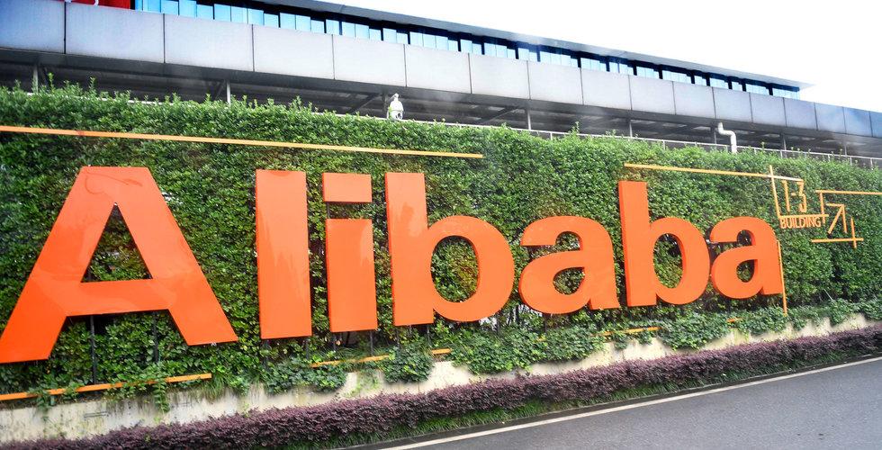 Breakit - Alibaba gör som Amazon – köper kedja med stormarknader