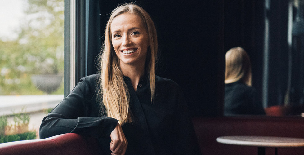 "Emilie Andersson på Lysa: ""Jag har blivit en riktig sparnörd"""