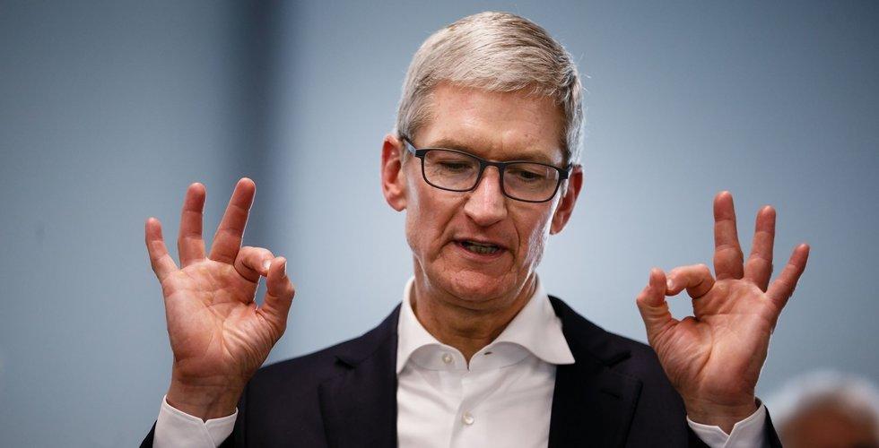 Investmentbanken: Apples intäkter inom hälsovård kan passera 300 miljarder dollar år 2027