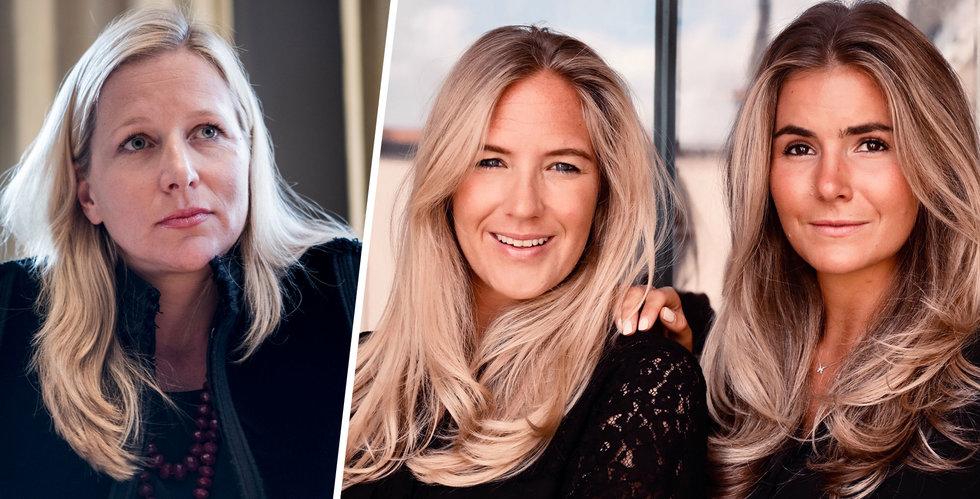 Backas av Cristina Stenbeck och Susanna Campbell – nu fyller startupen på med nya miljoner