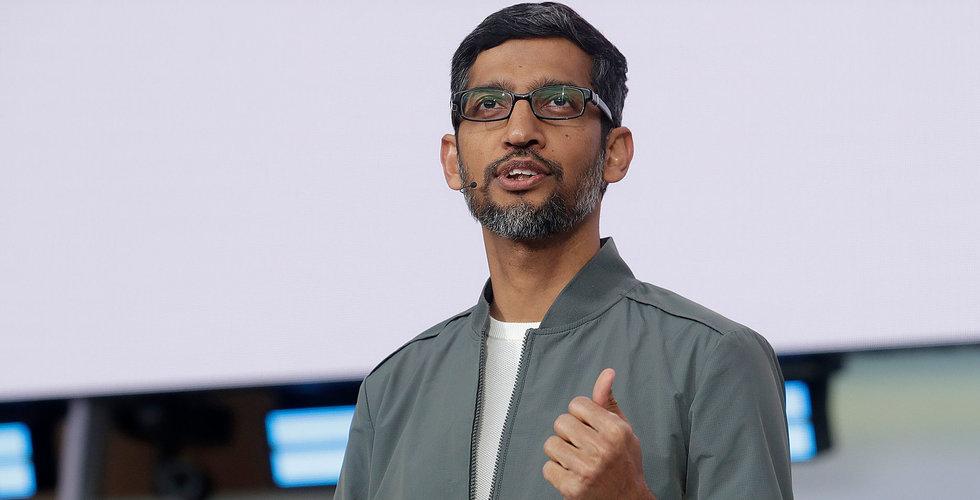 Google ställer in I/O på grund av corona-epidemin