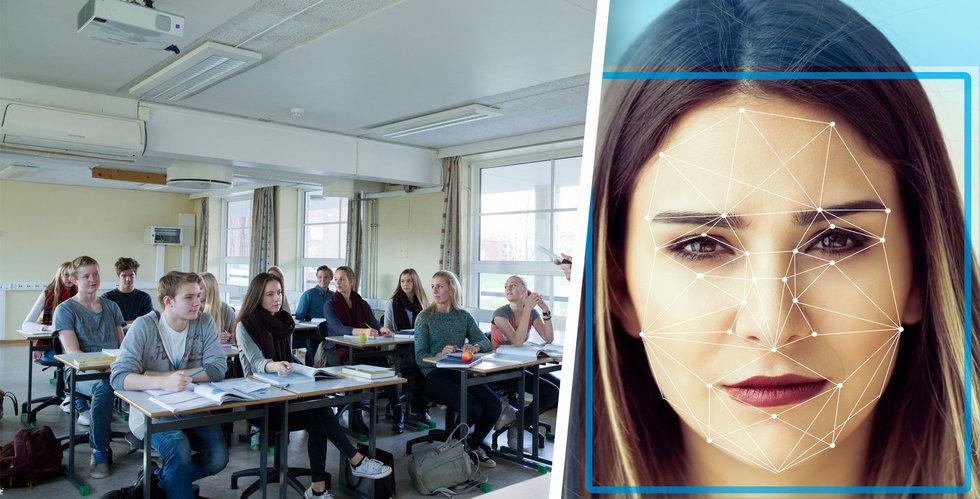SD vill testa ansiktsigenkännning – på skolor i Malmö